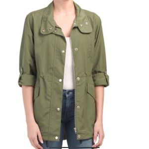 Sanctuary | NWT Anorak Scout Green
